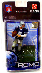 NFL Elite Series 1 - Tony Romo - Cowboys