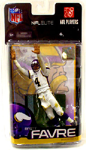 NFL Elite Series 1 - Brett Favre - Vikings