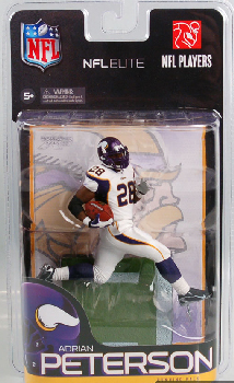 NFL Elite Series 1 - Adrian Peterson - Vikings