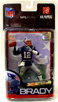 NFL Elite Series 1 - Tom Brady - Patriots