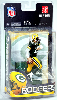NFL Elite Series 2 - Aaron Rodgers - Packers