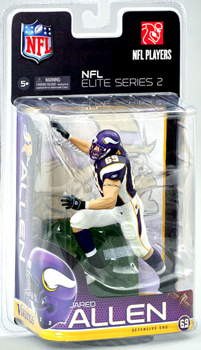 NFL Elite Series 2 - Jared Allen - Vikings