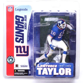 NFL Legends Series 1 - Lawrence Taylor - New York Giants