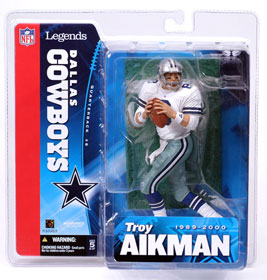 NFL Legends Series 1 - Troy Aikman - Cowboys