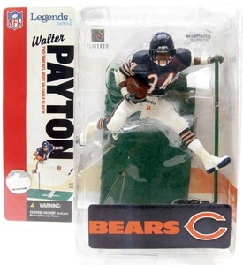 NFL Legends Series 2 - Walter Payton - Chicago Bears
