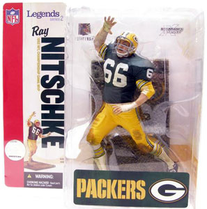 NFL Legends Series 2 - Ray Nitschke - Green Bay Packers