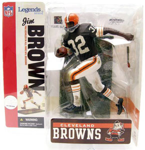 NFL Legends Series 2 - Jim Brown - Cleveland Browns