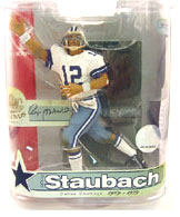 NFL Legends Series 3 - Roger Staubach - Dallas Cowboys