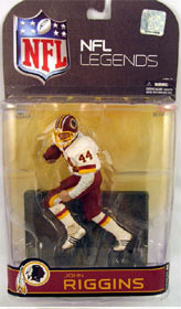 NFL Legends Series 4 - John Riggins - Washington Redskins