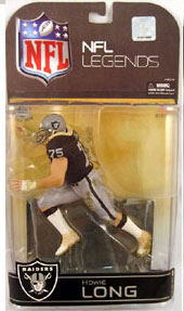 NFL Legends Series 4  - Howie Long - Raiders