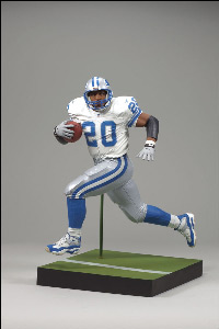 Legends  Series 5 - Barry Sanders 2 - Lions