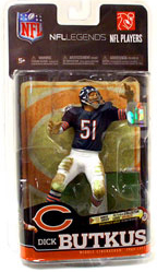 NFL Legends 6 - Dick Butkus - Bears