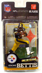 NFL Legends 6 - Jerome Bettis 2 - Steelers