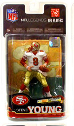 NFL Legends 6 - Steve Young - 49ers