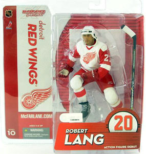 Robert Lang - Red Wings