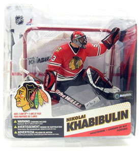 Nikolai Khabibulin (Chicago Blackhawks)