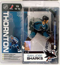 NHL Series 13 - Joe Thornton 2 (San Jose Sharks)