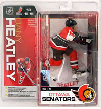 Dany Heatley - Senators