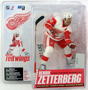 HENRIK ZETTERBERG - Red Wings