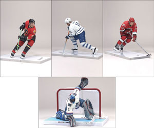 Mcfarlane NHL Series 15 Set of 4
