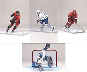 Mcfarlane NHL Series 15 Set of 4