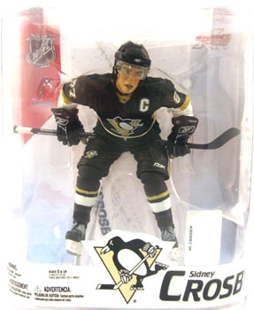 NHL Series 16 - Sidney Crosby 2 - Black Jersey Variant