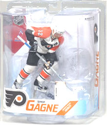 Simon Gagne - Flyers - White Jersey Regular