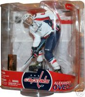Alexander Ovechkin 2 - Series 17 - White Jersey Variant