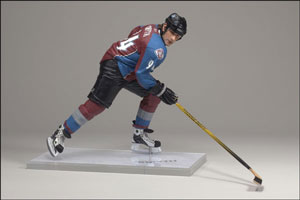 Ryan Smyth 2 - Colorado Avalanche