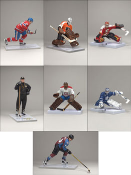 NHL Series 19 Set of 7