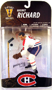 MAURICE RICHARD - Montreal Canadiens - Exclusive