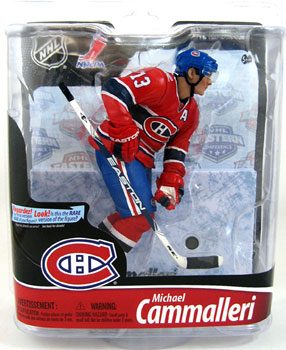 NHL 2011 Exclusives - Mike Cammalleri - Canadiens