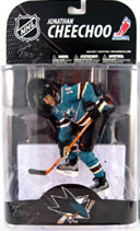 JONATHAN CHEECHOO - Sharks