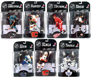 Mcfarlane Sports - NHL Series 20 Set of 7