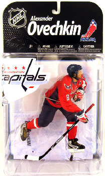 NHL 22 - Alex Ovechkin 3 - Red Jersey Variant