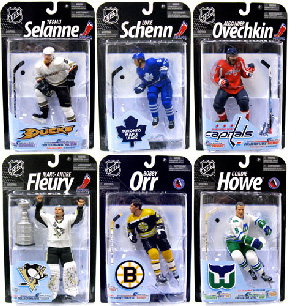 Mcfarlane Sports - NHL Series 23 - Set of 6