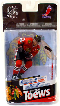 NHL 24 - Jonathan Toews - Blackhawks - Red Jersey Variant