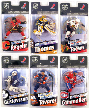 Mcfarlane Sports NHL Series 24 - Set of 6