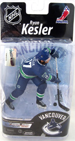 NHL 26 - Ryan Kesler - Blue Jersey Regular Canucks