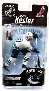 NHL 26 - Ryan Kesler - Canucks White Jersey Variant Bronze Collectors Level