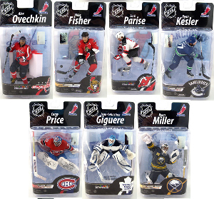 Mcfarlane Sports  - NHL Series 26 - Set of 7