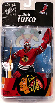 NHL Series 27 - Marty Turco 2 - Blackhawks