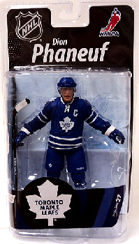 NHL Series 27 - Dion Phaneuf 2 - Maple Leafs