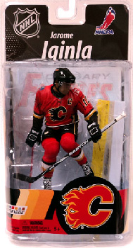 NHL Series 27 - Jarome Iginla 4 - Flames