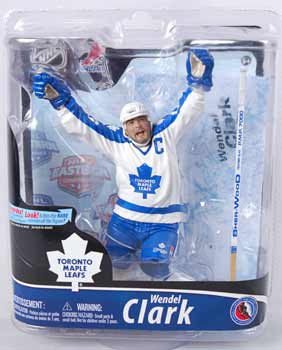 NHL 28 - Wendel Clark - Maple Leafs