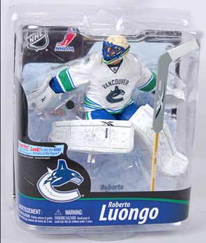NHL 28 - Roberto Luongo - Canucks