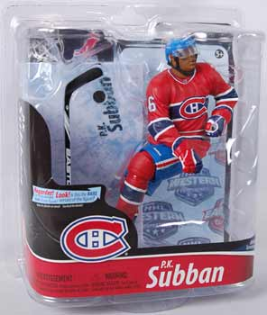 NHL 28 - P.K. Subban - Canadians