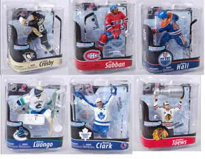 Mcfarlane Sports - NHL Series 28 - SET of 6