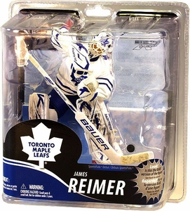 NHL Series 30 - James Reimer - Toronto Maple Leaf - Bronze Level