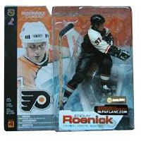 Jeromy Roenick Flyers Black Jersey Variant